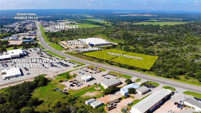 3350 N Us 281 Hwy, Marble Falls, TX 78654 (#1629332) :: The Perry Henderson Group at Berkshire Hathaway Texas Realty