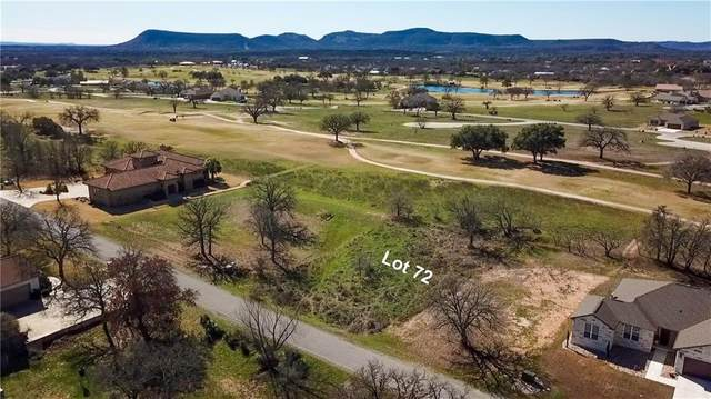 Lot 72 Chesterfield Dr, Kingsland, TX 78639 (#1630332) :: First Texas Brokerage Company