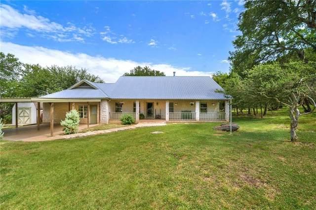 331 W Ridgewood Rd, Georgetown, TX 78633 (#1635316) :: Watters International