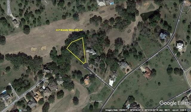 117 Brandywine, Horseshoe Bay, TX 78657 (MLS #1643516) :: Vista Real Estate
