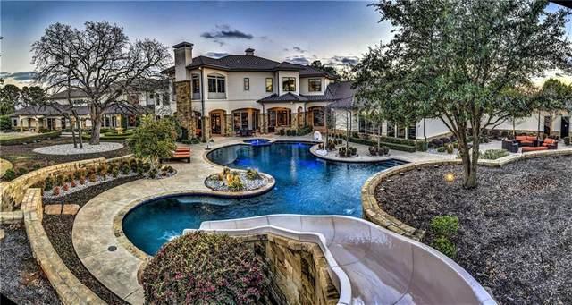 940 W. Dove Rd, Southlake, TX 76092 (MLS #1657184) :: Brautigan Realty