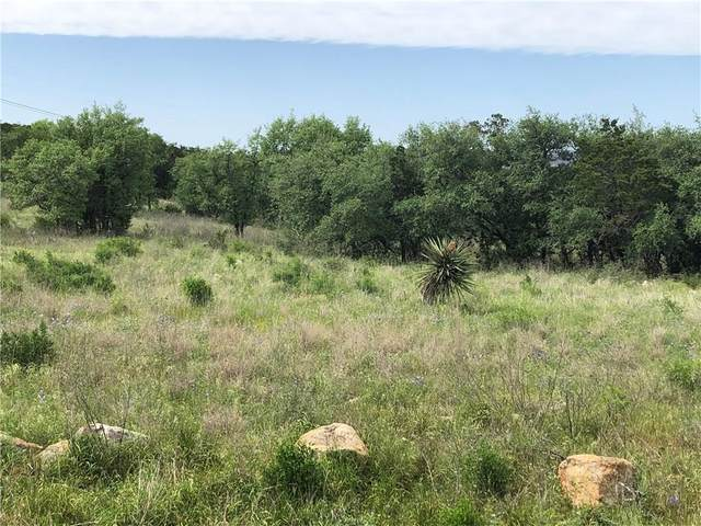 735 Lookout Mtn, Kingsland, TX 78639 (#1661628) :: First Texas Brokerage Company