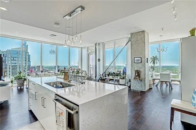 301 West Ave #3905, Austin, TX 78701 (#1664616) :: Green City Realty