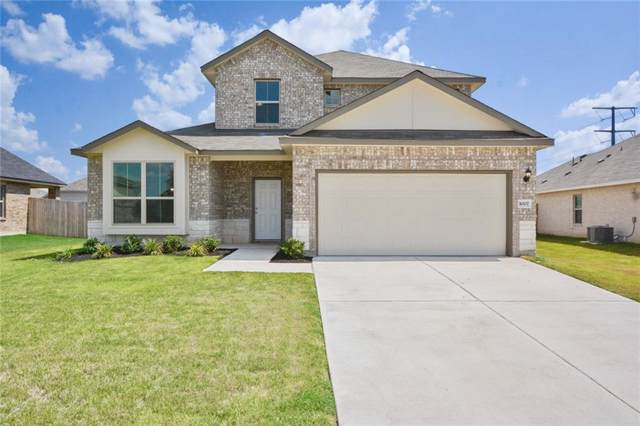 1007 Lauren Way, Hutto, TX 78634 (#1673594) :: The Perry Henderson Group at Berkshire Hathaway Texas Realty