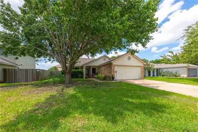 Hutto, TX 78634 :: Papasan Real Estate Team @ Keller Williams Realty