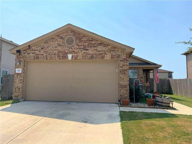 715 Estes Park, Taylor, TX 76574 (#1682435) :: Papasan Real Estate Team @ Keller Williams Realty