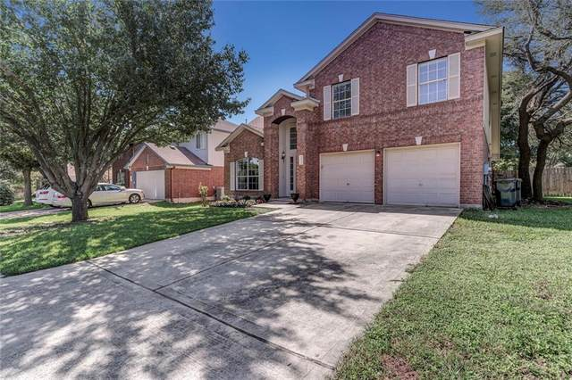 7035 Rambollet Ter, Round Rock, TX 78681 (#1691769) :: Front Real Estate Co.
