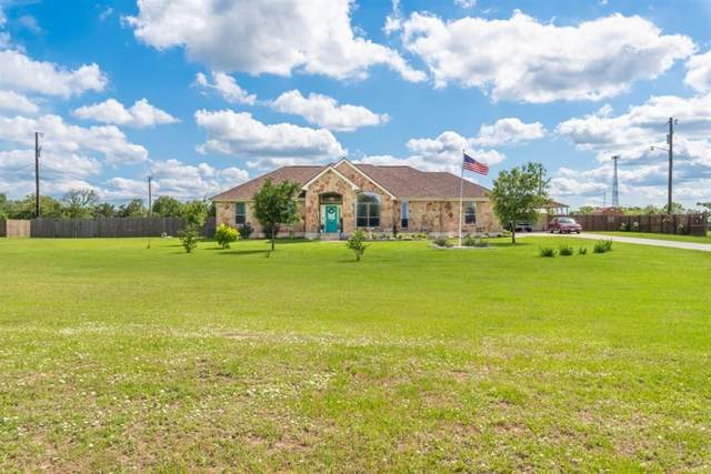 331 Brown Rd, Mcdade, TX 78650 (#1706940) :: The Perry Henderson Group at Berkshire Hathaway Texas Realty