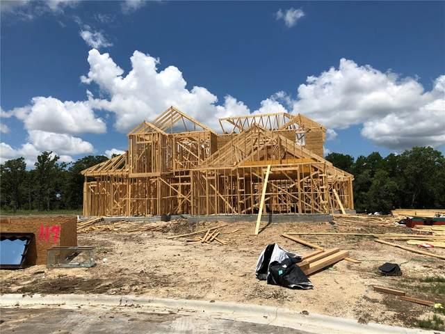 117 Arbolado Loop, Liberty Hill, TX 78642 (#1711020) :: The Perry Henderson Group at Berkshire Hathaway Texas Realty