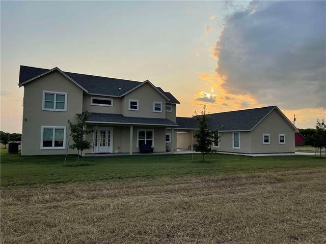 1050 County Road 155, Georgetown, TX 78626 (#1711427) :: The Summers Group