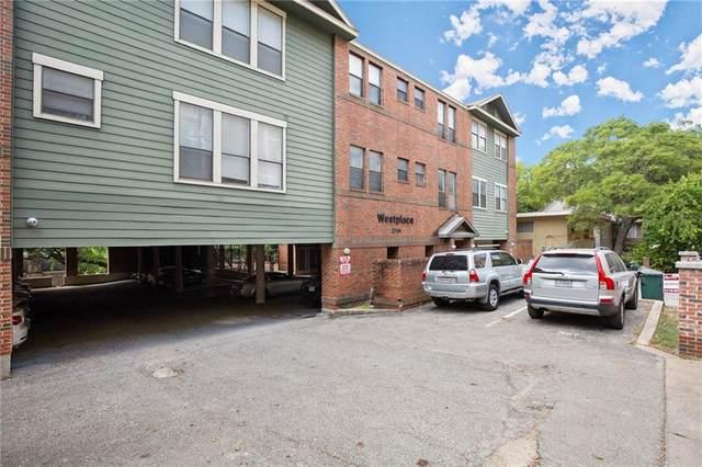 2706 Salado St #209, Austin, TX 78705 (MLS #1725788) :: Vista Real Estate