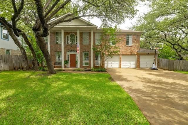 1005 Elmwood Cv, Cedar Park, TX 78613 (#1744127) :: Papasan Real Estate Team @ Keller Williams Realty