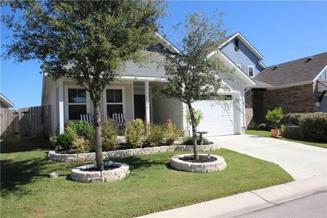 5861 Urbano Bnd, Round Rock, TX 78665 (#1778663) :: Bristol Palin Team