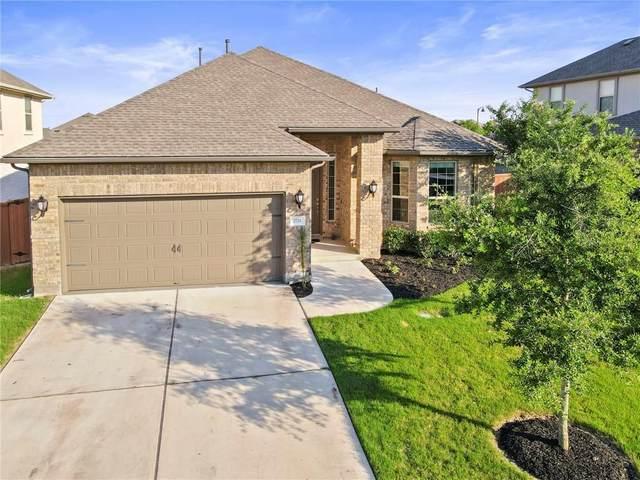 2711 Enza Ct, Round Rock, TX 78665 (MLS #1783639) :: Brautigan Realty