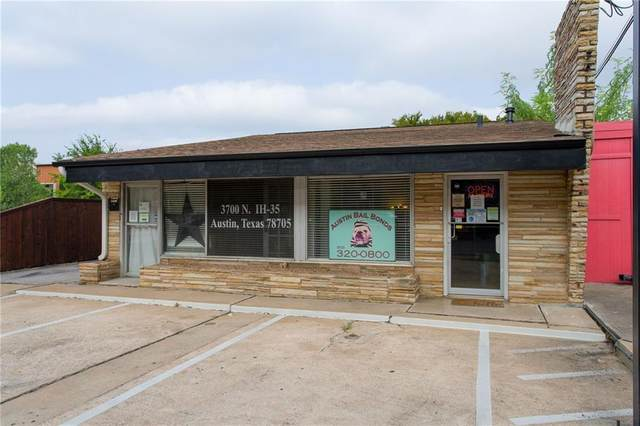 3700 N Interstate Hwy 35 Highway, Austin, TX 78705 (#1792378) :: Lauren McCoy with David Brodsky Properties