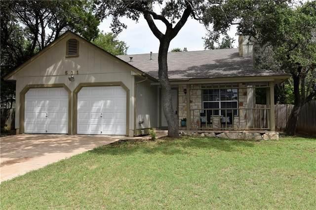 501 Honeysuckle Dr, Cedar Park, TX 78613 (#1796956) :: Papasan Real Estate Team @ Keller Williams Realty