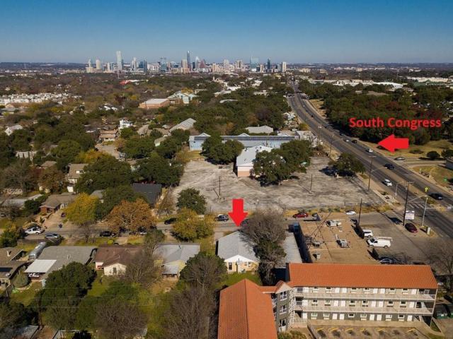 105 La Vista St, Austin, TX 78704 (#1821670) :: Watters International