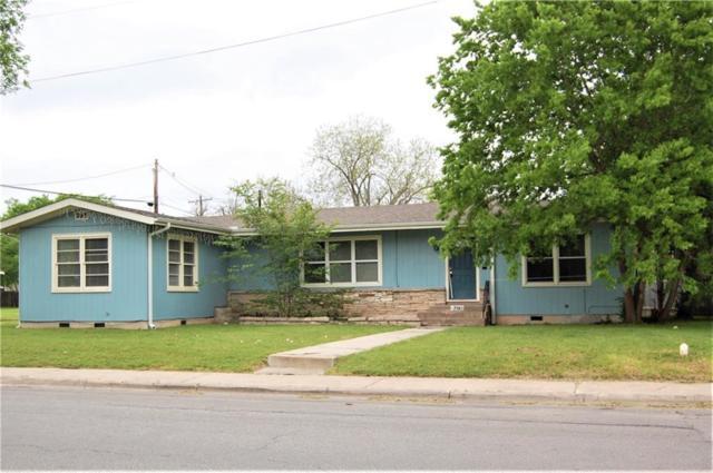 711 W Prairie Lea St W, Lockhart, TX 78644 (#1835160) :: Douglas Residential