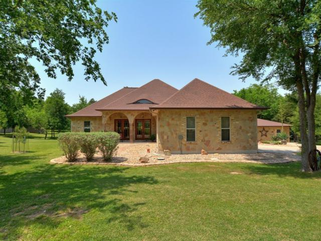 146 Pavilion Dr, Cedar Creek, TX 78612 (#1842129) :: The Heyl Group at Keller Williams
