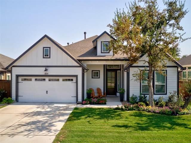 804 Beautyberry Ln, Leander, TX 78641 (#1853825) :: Papasan Real Estate Team @ Keller Williams Realty