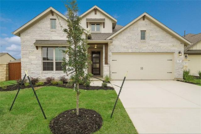 372 Vista Portola Loop, Liberty Hill, TX 78642 (#1866226) :: Ana Luxury Homes