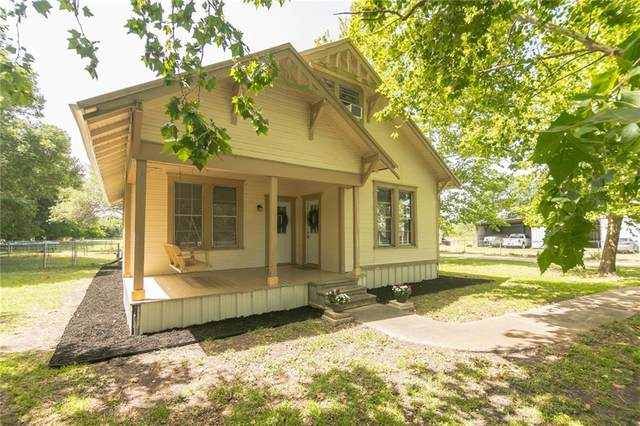 250 County Road 367, Taylor, TX 76574 (#1874273) :: Zina & Co. Real Estate