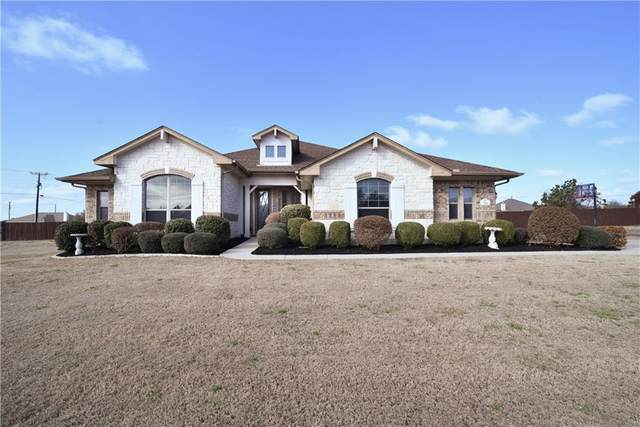 201 N Rawhide Trl, Liberty Hill, TX 78642 (#1877011) :: RE/MAX IDEAL REALTY