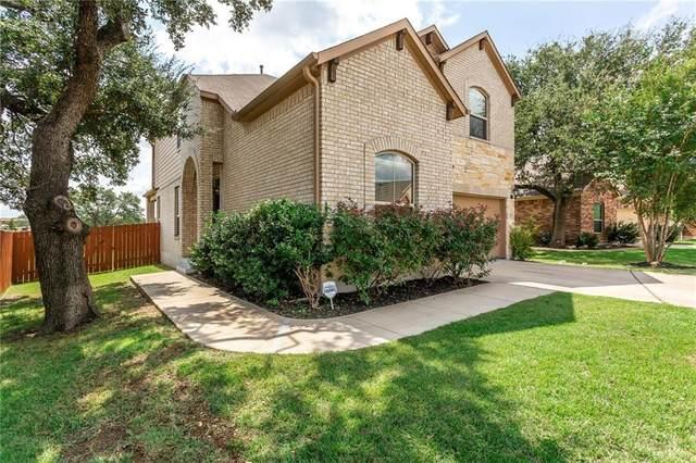 3451 Mayfield Ranch Blvd #218, Round Rock, TX 78681 (MLS #1879298) :: Vista Real Estate