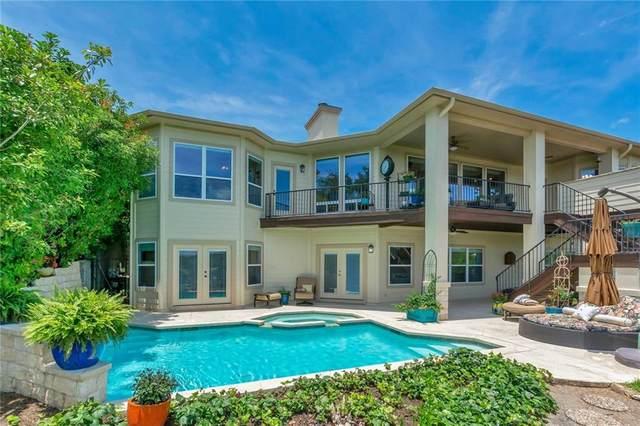 3111 Burnside Cir, Lago Vista, TX 78645 (#1893623) :: Zina & Co. Real Estate