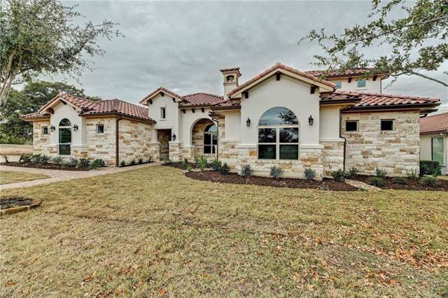 4 Applehead Island Dr, Horseshoe Bay, TX 78657 (#1898178) :: Service First Real Estate