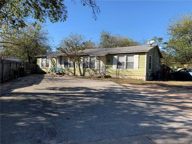 1416 Springdale Rd, Austin, TX 78721 (#1898937) :: Zina & Co. Real Estate