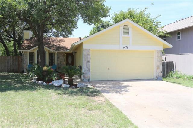 1411 Piney Creek Ln, Cedar Park, TX 78613 (#1903492) :: Austin International Group LLC