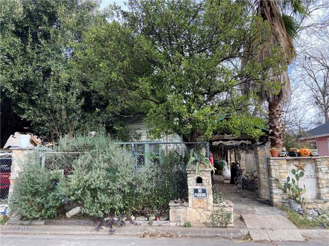 739 Cherico St, Austin, TX 78702 (#1904173) :: The Perry Henderson Group at Berkshire Hathaway Texas Realty