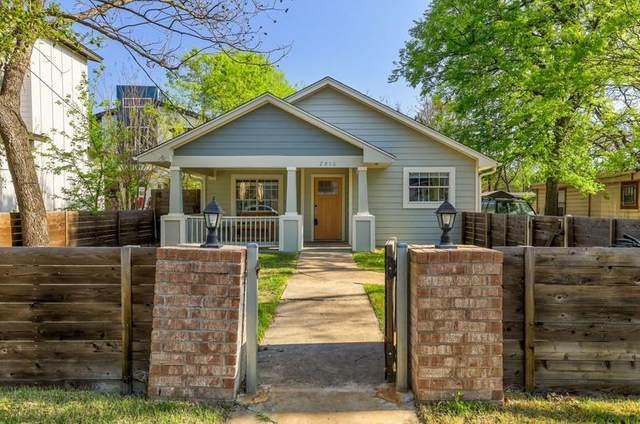 2810 Castro St, Austin, TX 78702 (#1918652) :: Green City Realty