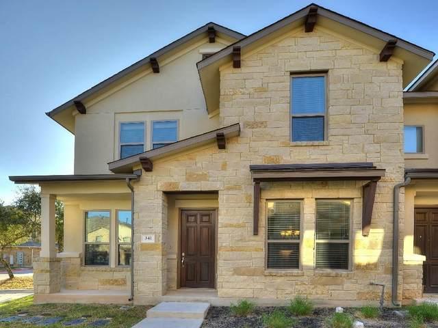 13800 Lyndhurst St #341, Austin, TX 78717 (#1919508) :: R3 Marketing Group