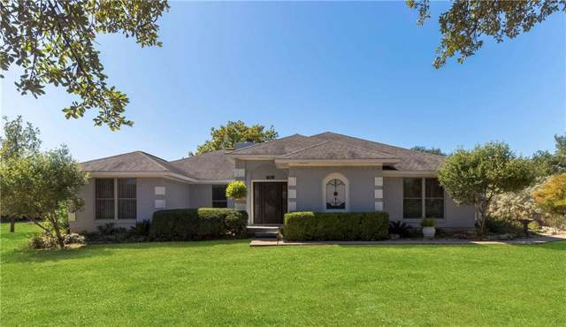 409 Spring Valley Rd, Georgetown, TX 78628 (#1921634) :: Ana Luxury Homes