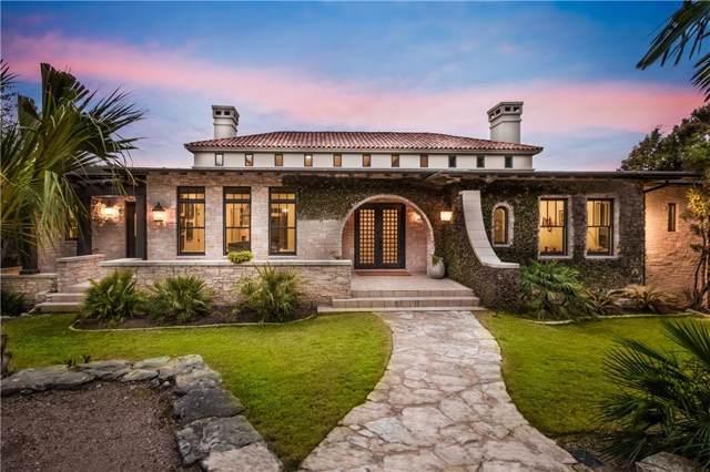 1200 Barton Creek Blvd #39, Austin, TX 78735 (#1923689) :: Papasan Real Estate Team @ Keller Williams Realty
