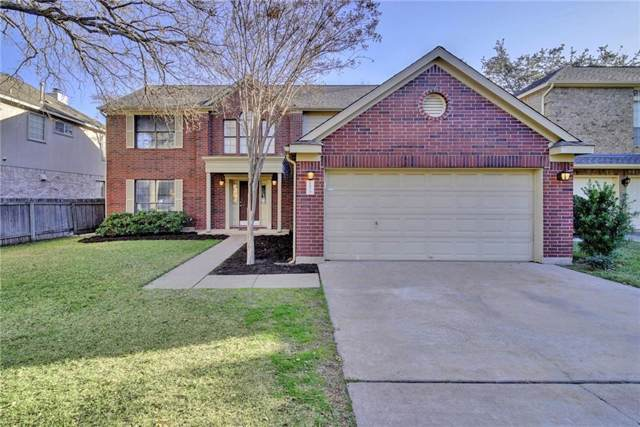 1210 Parrot Trl, Round Rock, TX 78681 (#1934009) :: The Heyl Group at Keller Williams