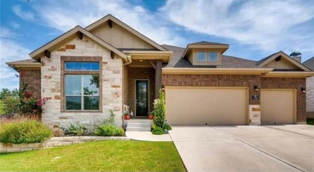 116 Clear Ridge Cv, Georgetown, TX 78628 (#1944282) :: Realty Executives - Town & Country