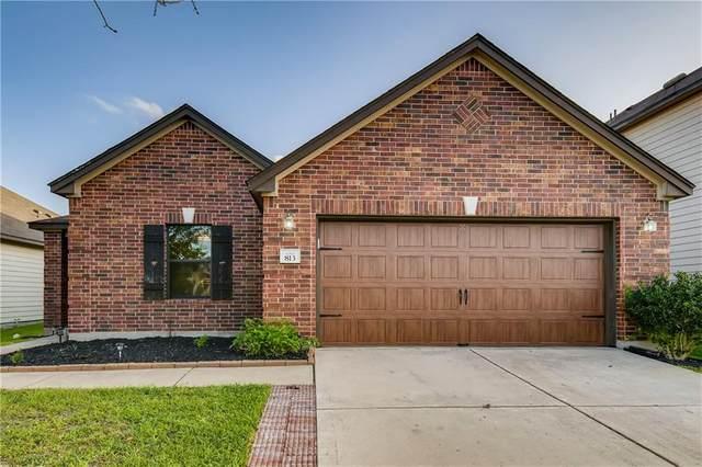 813 Bethel Way, Pflugerville, TX 78660 (#1946698) :: Papasan Real Estate Team @ Keller Williams Realty