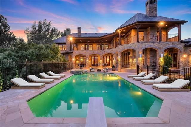 4604 Mantle Dr, Austin, TX 78746 (#1954455) :: Papasan Real Estate Team @ Keller Williams Realty