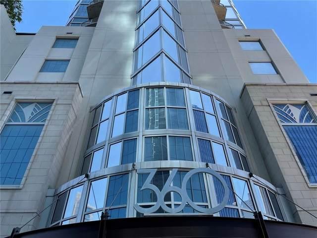 360 Nueces St #1908, Austin, TX 78701 (#1955180) :: Zina & Co. Real Estate
