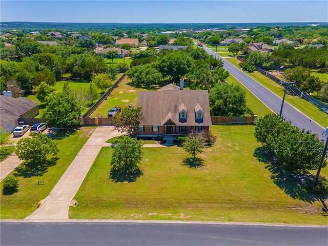 135 Polo Pony, Liberty Hill, TX 78642 (#1979467) :: Ben Kinney Real Estate Team