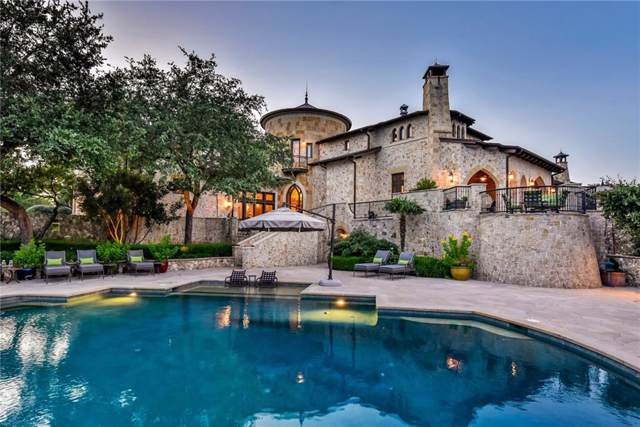 2401 Portofino Ridge Dr, Austin, TX 78735 (#1998395) :: The Perry Henderson Group at Berkshire Hathaway Texas Realty