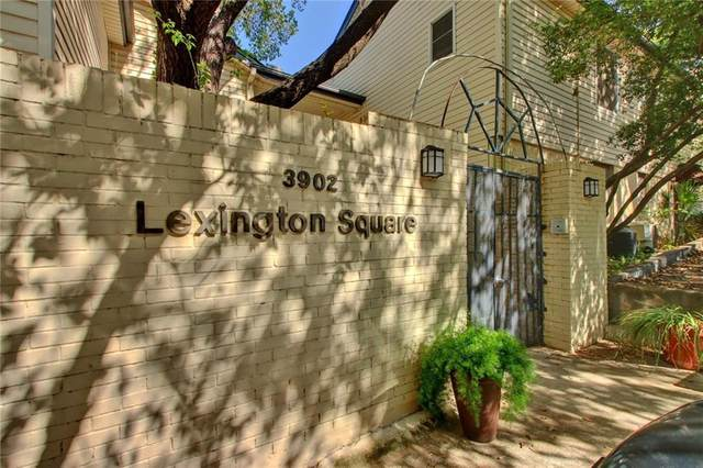3902 Peterson Ave #105, Austin, TX 78756 (#2004088) :: The Heyl Group at Keller Williams