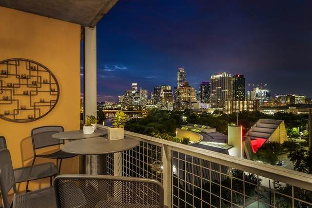 54 Rainey St #1118, Austin, TX 78701 (#2023262) :: The Perry Henderson Group at Berkshire Hathaway Texas Realty