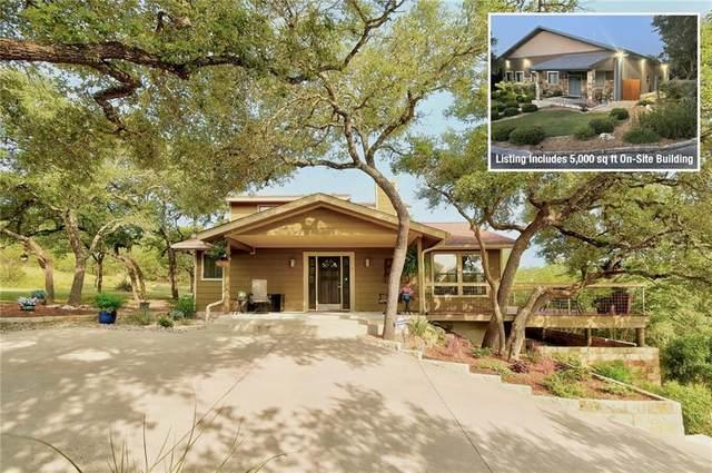 21201 Kathy Ln, Spicewood, TX 78669 (#2028370) :: Papasan Real Estate Team @ Keller Williams Realty