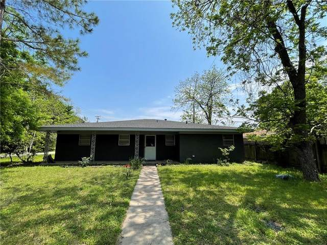 111 W 8TH St, Elgin, TX 78621 (#2035255) :: Papasan Real Estate Team @ Keller Williams Realty