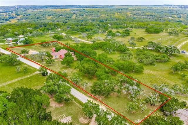 115 Ted Burger Rd, Dripping Springs, TX 78620 (#2048886) :: Papasan Real Estate Team @ Keller Williams Realty