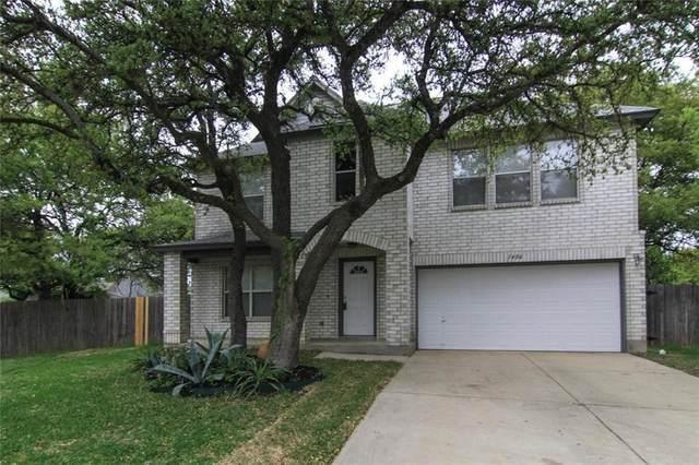 1406 Hangtree Cv, Cedar Park, TX 78613 (#2051866) :: Sunburst Realty